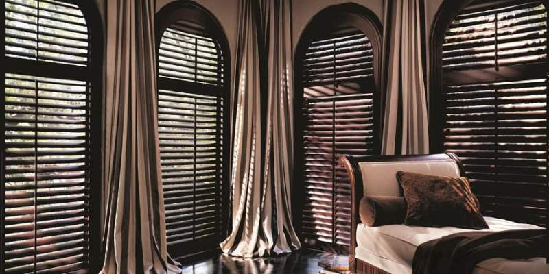 Hardwood Shutters Add Charm, Elegance To Any Room