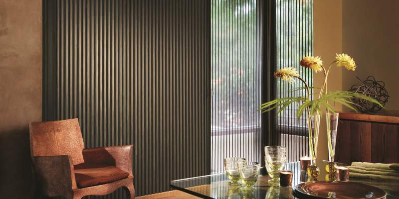 Duette Architella Vertiglide™ Honeycomb Shades