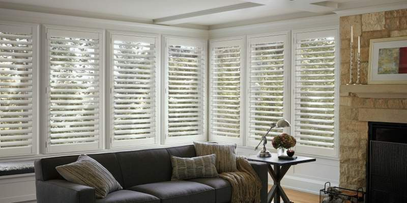 The Advantages Of Faux Wood Shutters